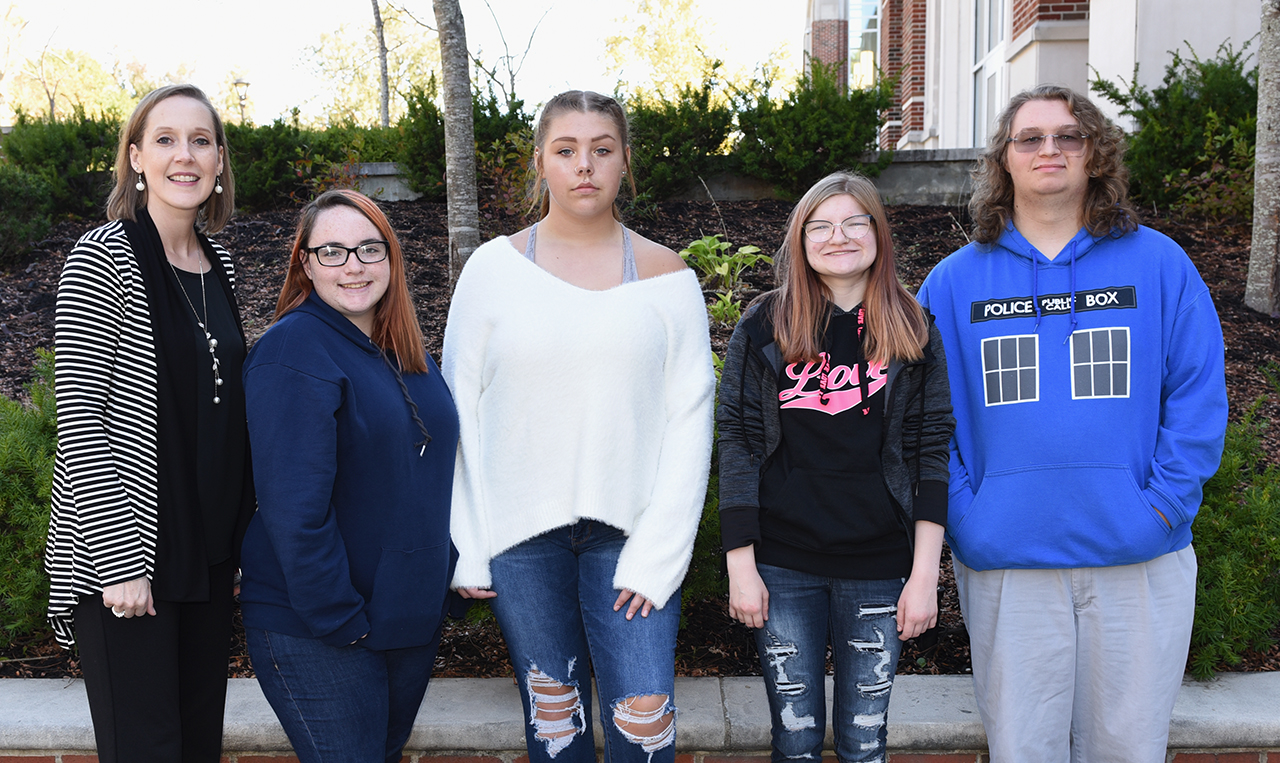 Mercer County High School students visit Eagle Scholars program