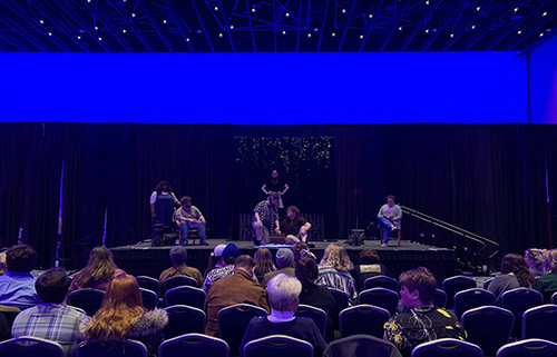 Southeastern Theatre Conference performance
