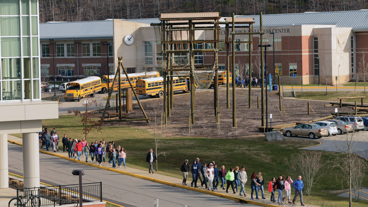 Nearly 800 high school students visited the MSU campus during ACT Day on March 12.
