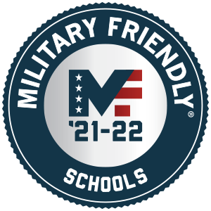 Military Friendly 2021-22 Ranking