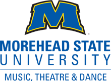 Musci theatre and dance logo