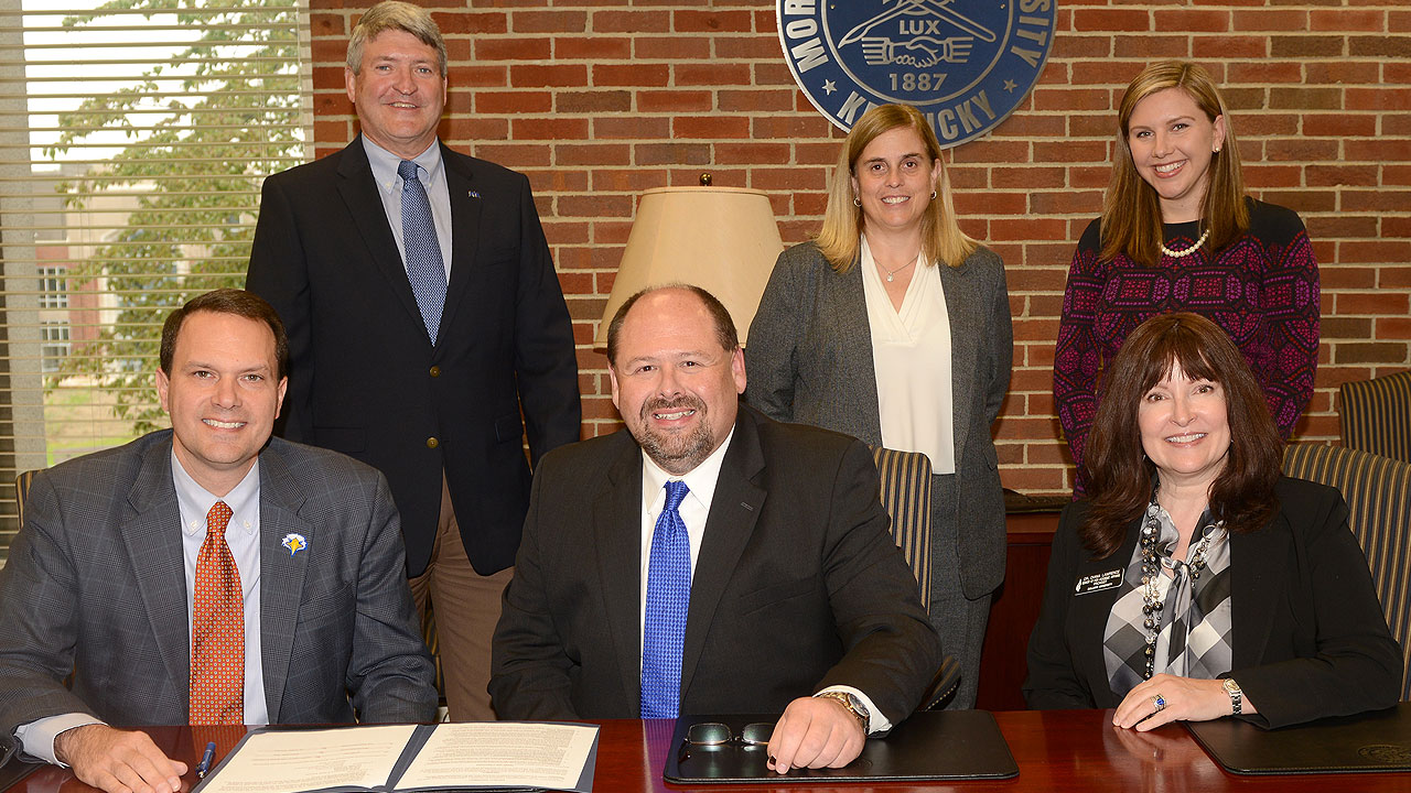 MSU and Sullivan enter collaborative agreement