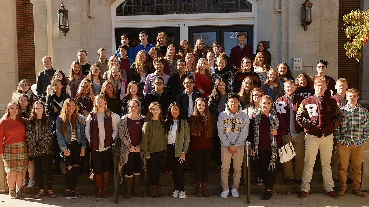 Russell County High School Eagle Scholars
