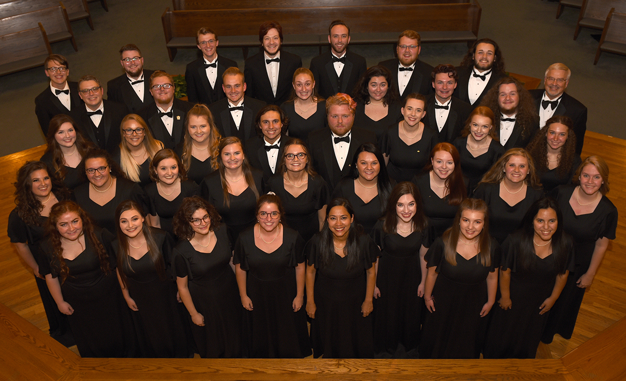 The Morehead State University Choirs and Rowan County High School Concert Choir will come together for a Candlelight Carol Concert at 7:30 p.m. on Monday, Dec. 2, in Baird Music Hall at MSU.