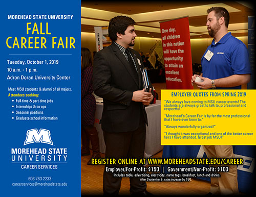 Morehead State University :: Career Services