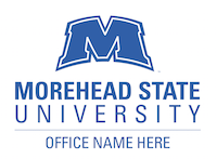 graphic: sample MSU department logo