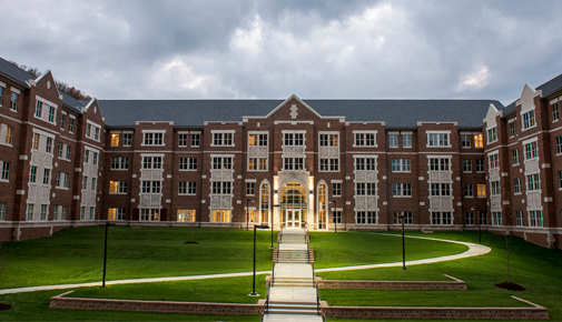 morehead state university wayne d susan h andrews hall