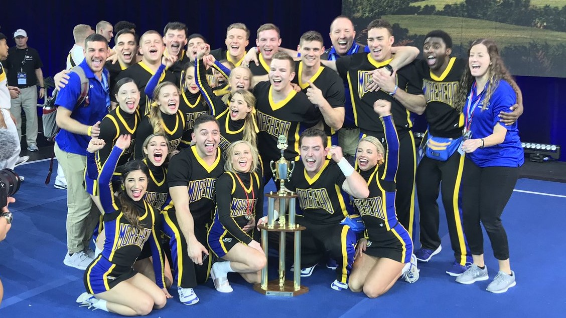Cheer brings home two more national championships