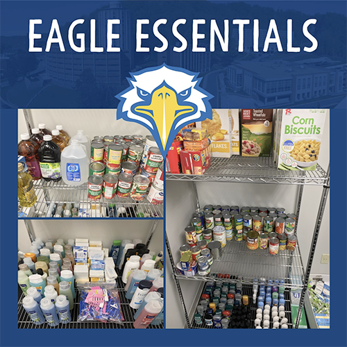 photo of Eagle Essentials free store