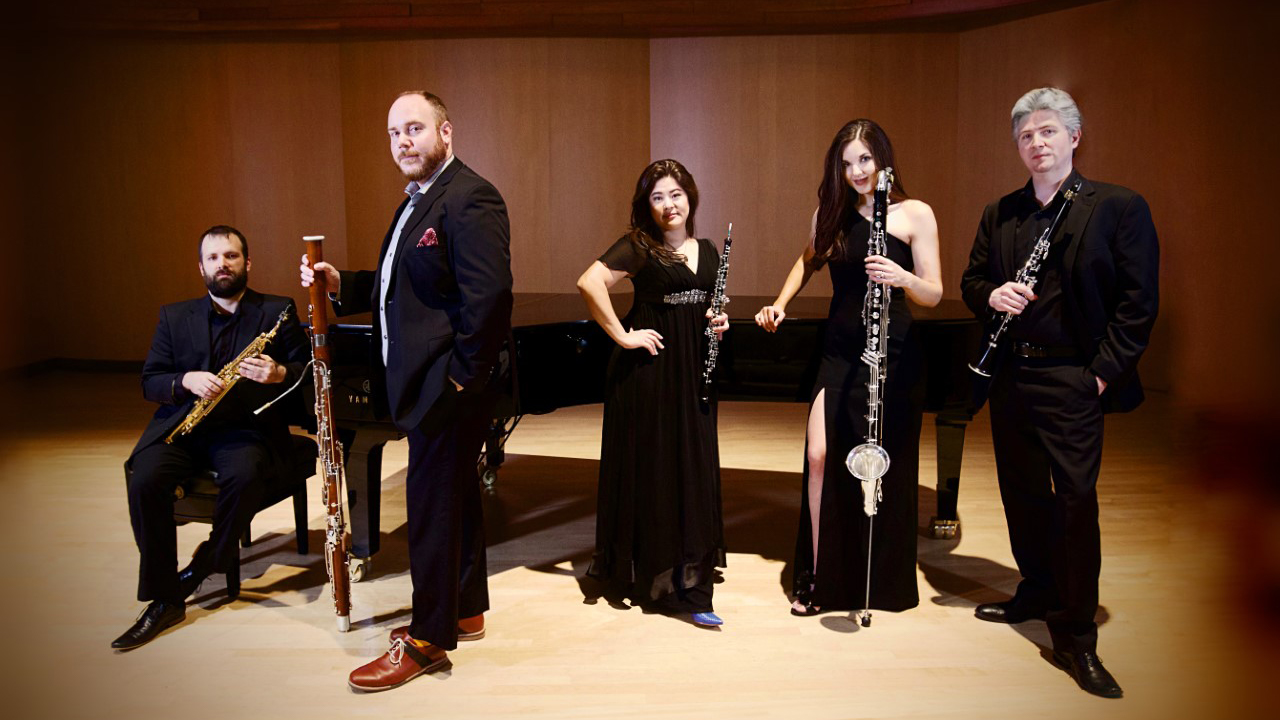 Notable reed quintet Paradise Winds will perform at Morehead State University at 3 p.m. Sunday, Oct. 20, at the Duncan Recital Hall. The performance will be followed by a masterclass at 4:30 p.m.