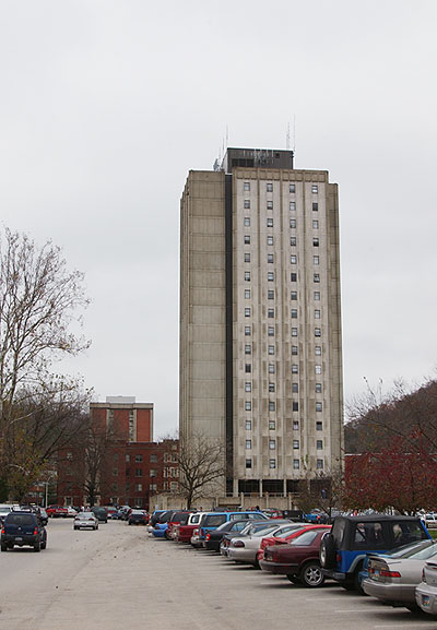 Cartmell Tower