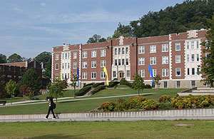 morehead state university fields hall
