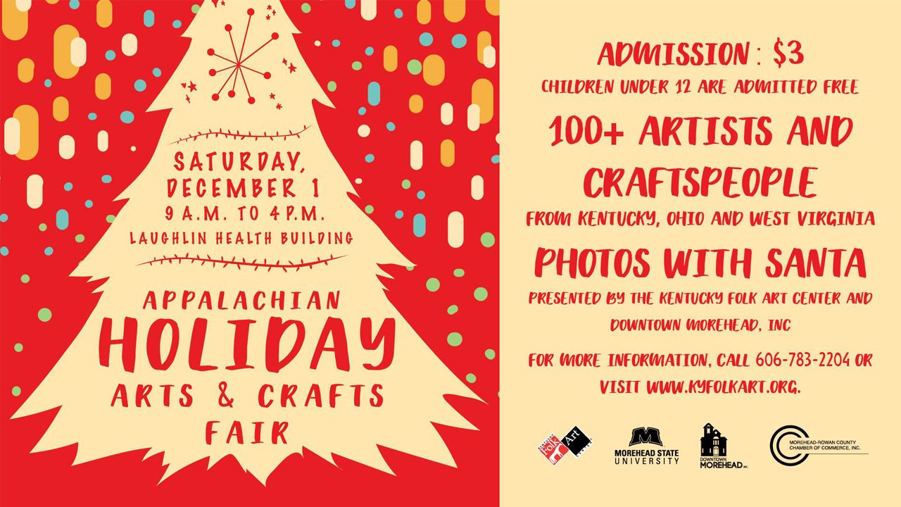morehead state university appalachian holiday arts and crafts