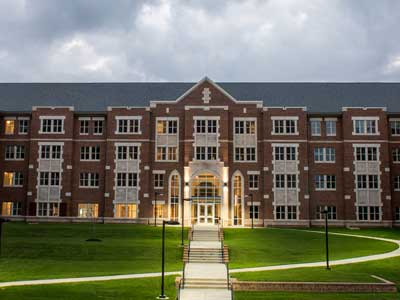 Photo: Andrews Hall